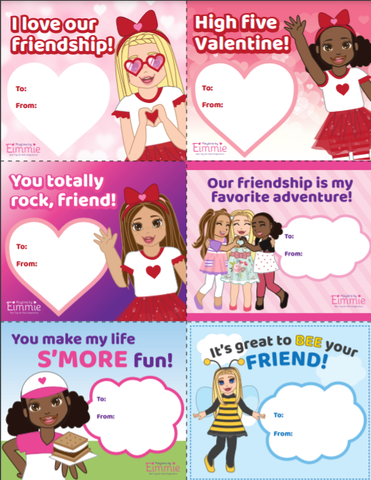 Playtime by Eimmie Free Valentine's Day Cards