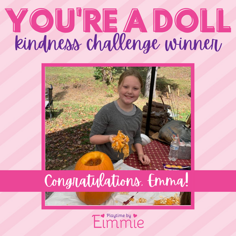 playtime by eimmie, kindness challenge, for parents, for kids