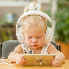 too much screen time for young kids