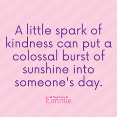 kindness, kind acts, how to make someone's day