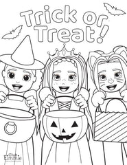 halloween print outs for kids