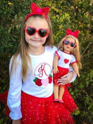 Playtime by Eimmie Matching Outfits for 18-Inch Dolls
