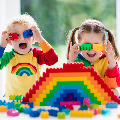 open end play and child development