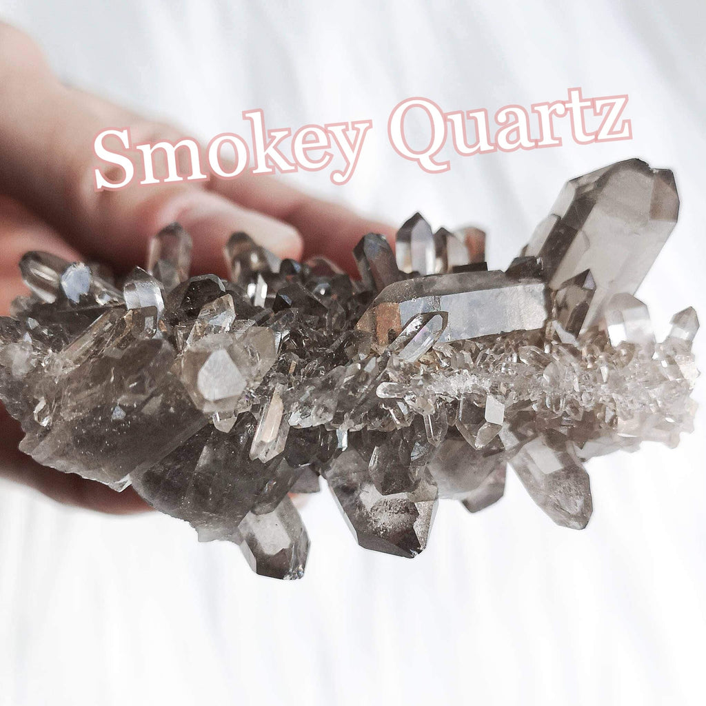 Smokey Quartz Healing properties