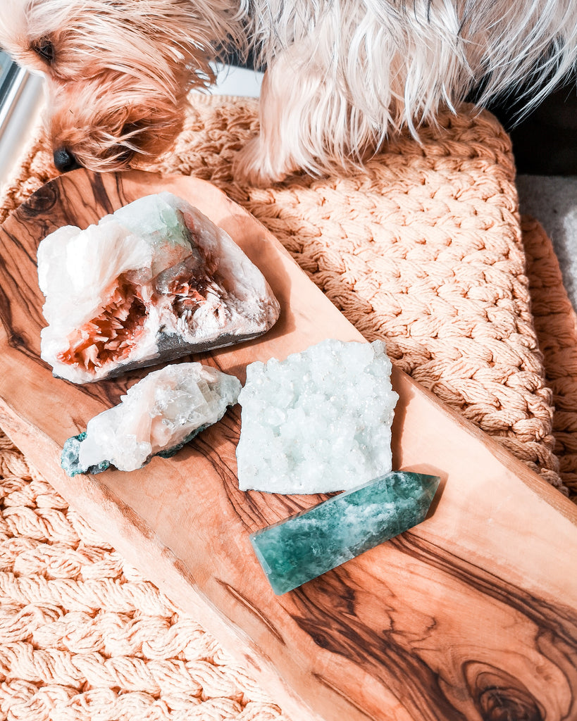 7 Ways to Cleanse Your Crystals
