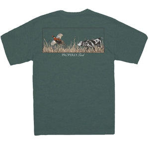 Properly Tied On the Hunt SS T-shirt
