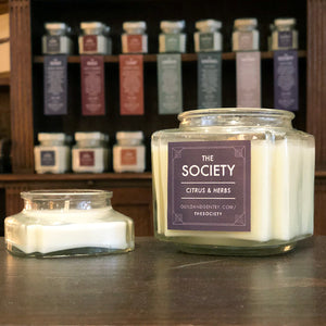 The Society Candle