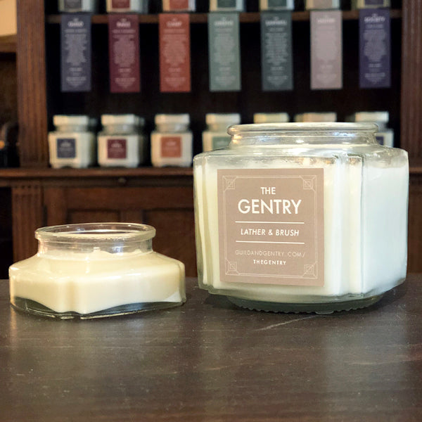 The Gentry Candle
