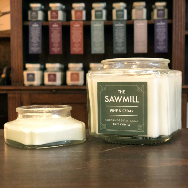 The Sawmill Candle