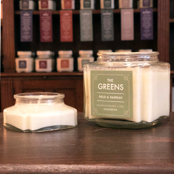 The Greens Candle