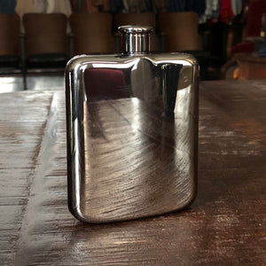 Gunmetal Black Flask