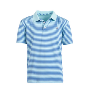 Boys' Hilton Stripe Polo