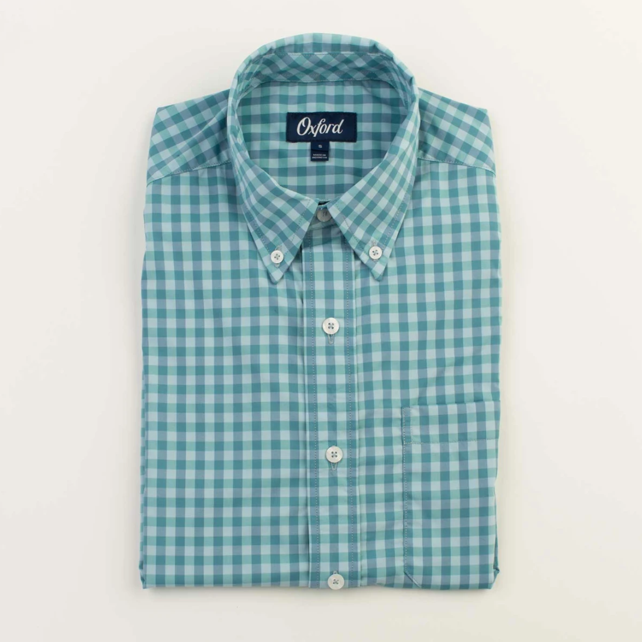Howell Plaid Performance Button Down