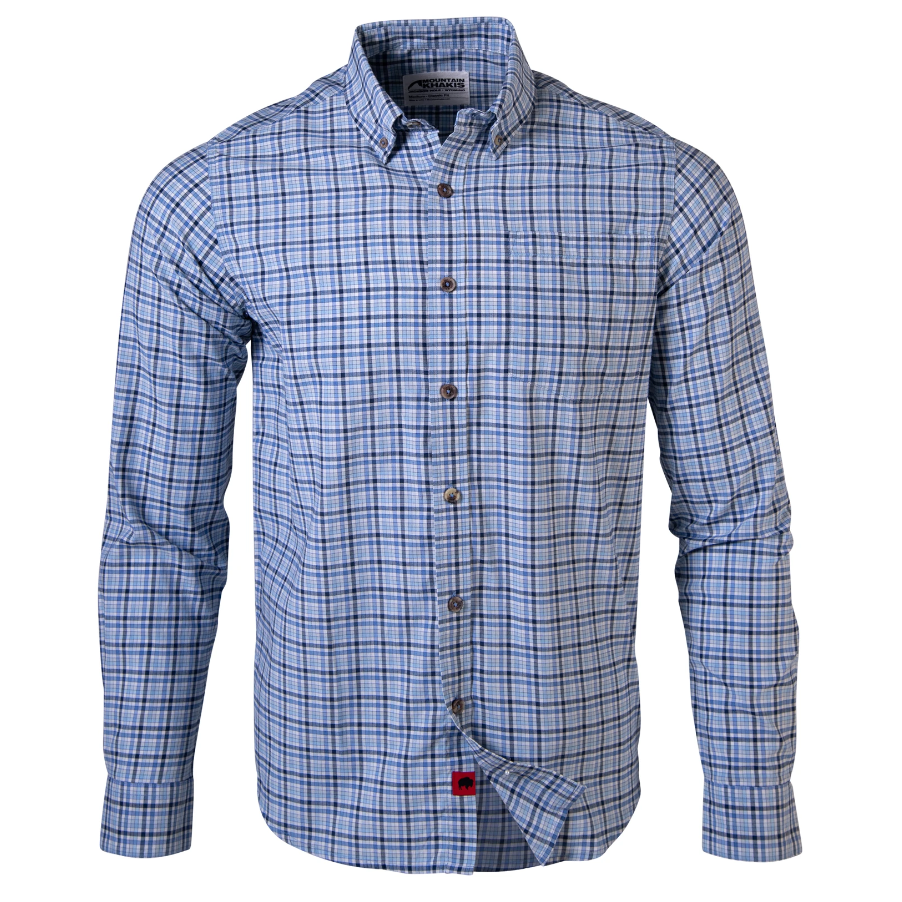 Spalding Gingham Button Down