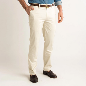 Duck Head Gold School Chino, Stone
