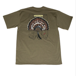 Properly Tied Turkey Mount SS T-shirt