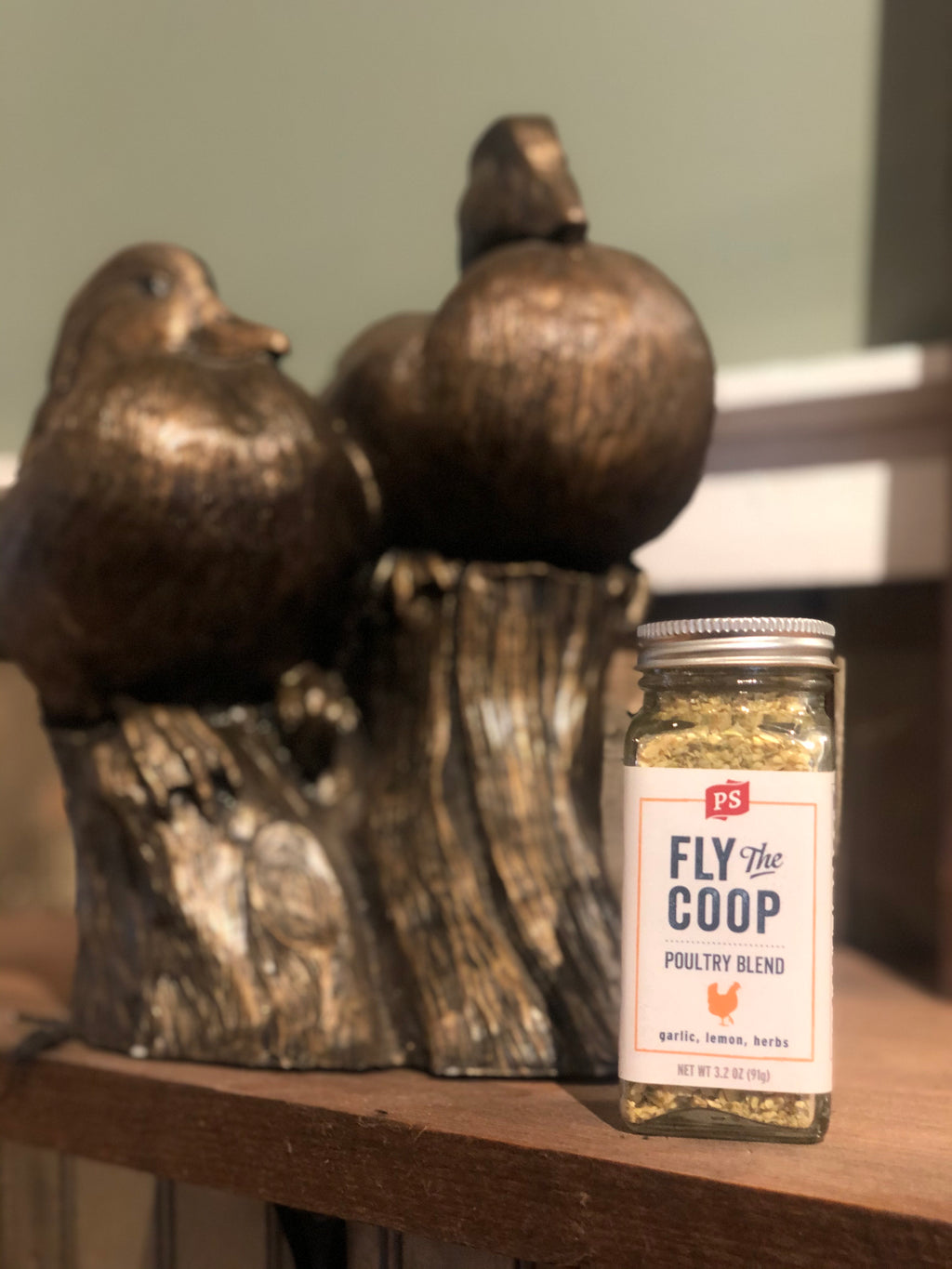 Fly the Coop Poultry Seasoning