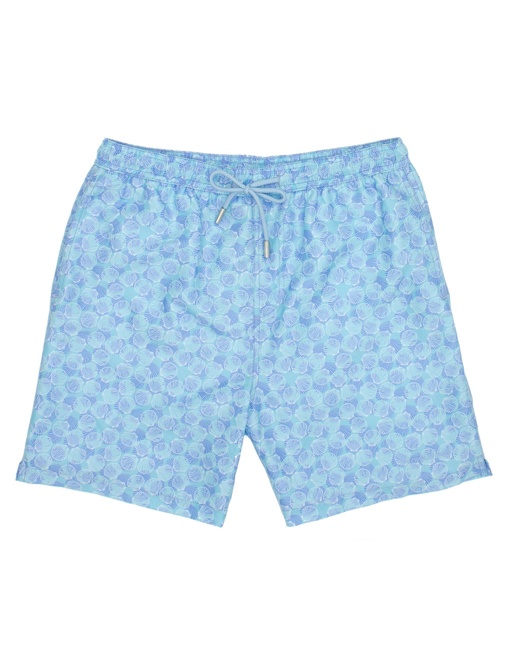 Properly Tied Boys Swim Trunks - Seashell