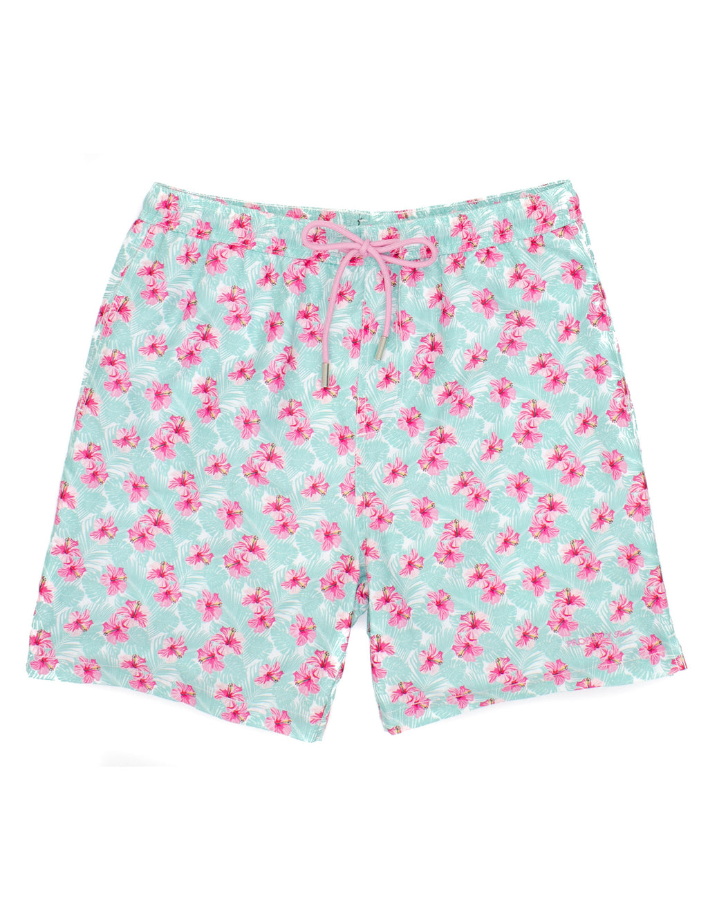 Properly Tied Boys Swim Trunks - Tropic