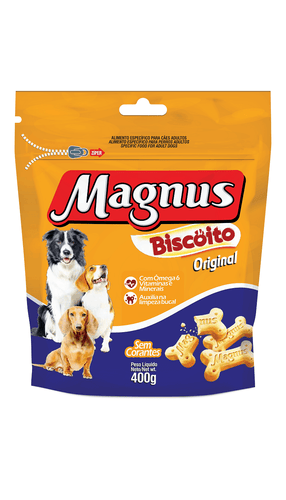 Magnus Galletitas Original 400 gr