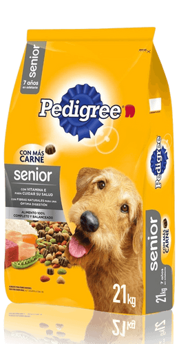 Pedigree senior racion