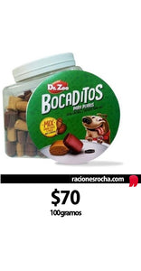 Bocaditos Dr. Zoo