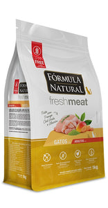 Fórmula Natural Fresh Meat Gatos Adultos Grain Free