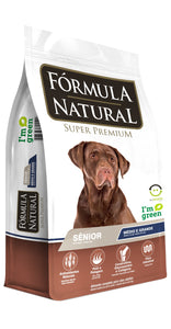 Fórmula Natural perros Senior