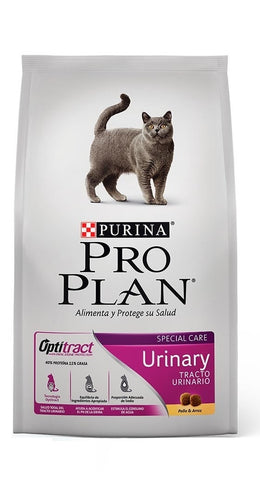 Proplan urinary gatos adultos