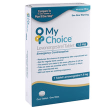 Load image into Gallery viewer, My Choice Emergency Contraceptive 1 Tablet