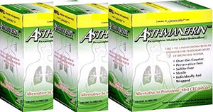 Asthmanefrin Asthma Medication Refill, 30 Count (Pack of 3)