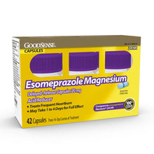 Load image into Gallery viewer, GoodSense Esomeprazole Magnesium Delayed-Release Capsules, 42 Count