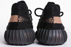 "reputable site b755a 9c69f Adidas Yeezy Boost 350 V2 ""Core Black/Copper"" BY1605"