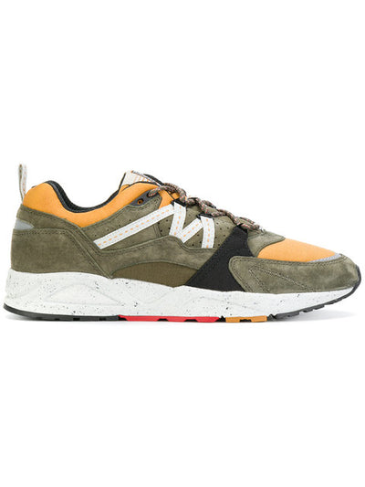 Karhu 2.0 (Military Green/Yellow)