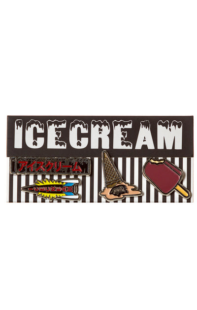 Icecream Pin Pack