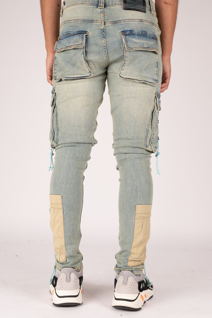 Serenede Cybercloud Cargo Jeans