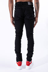 Serenede Midnight Black Jeans