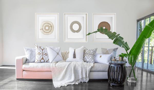 The Ultimate Cushion Guide: 7 Ways to style your cushions to achieve a designer look