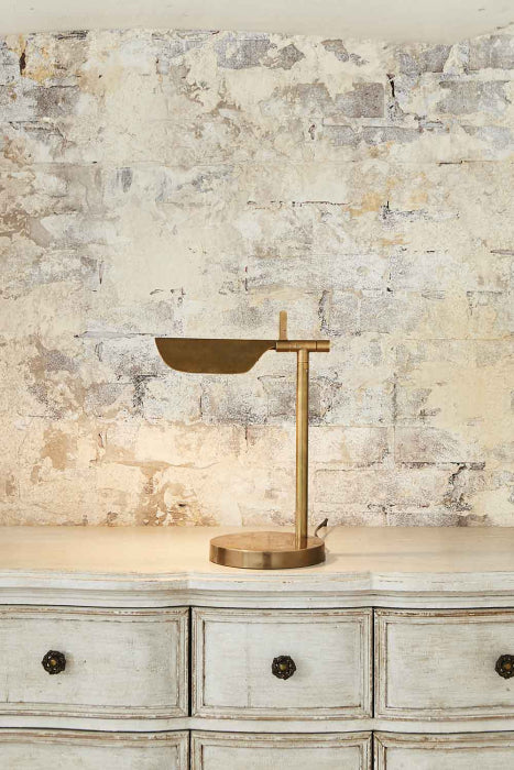 Antigua Desk Lamp antique Brass - House of Isabella AU