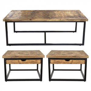 Sumatra Coffee Table Set 3
