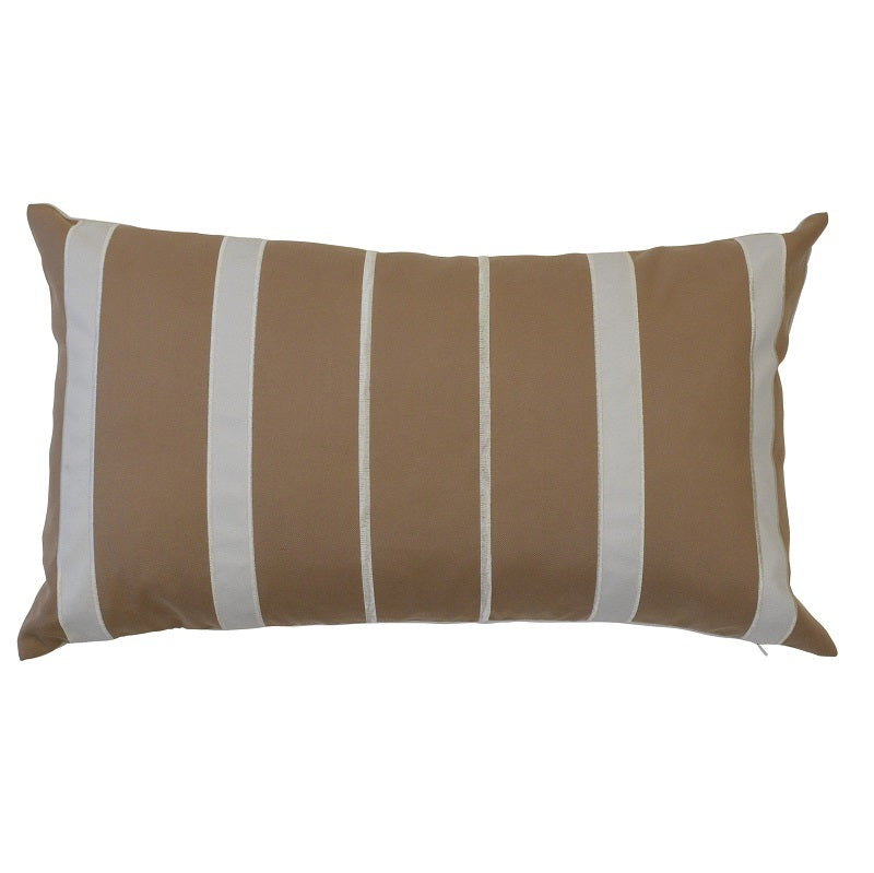 Cancun Khaki Cover + Feather Insert - House of Isabella AU