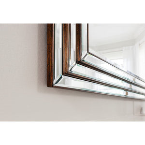 Calama Mirror Bronze 1175x870mm
