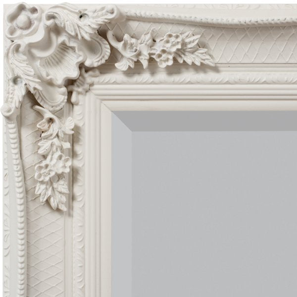 Abadan Leaner Mirror Cream 1650x795mm - House of Isabella AU