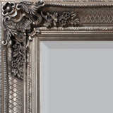 Abadan Leaner Mirror Silver 1650x795mm - House of Isabella AU