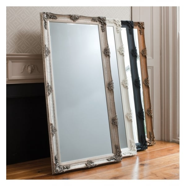 Abadan Leaner Mirror Gold 1650x795mm - House of Isabella AU