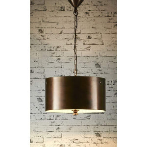 Lexington Hanging Lamp in Copper Finish