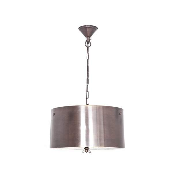 Lexington Hanging Lamp in Copper - House of Isabella AU