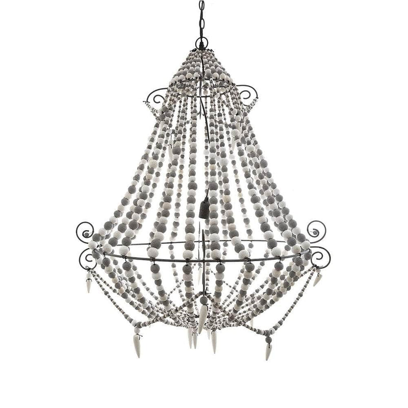 Beaded Chandelier - House of Isabella AU