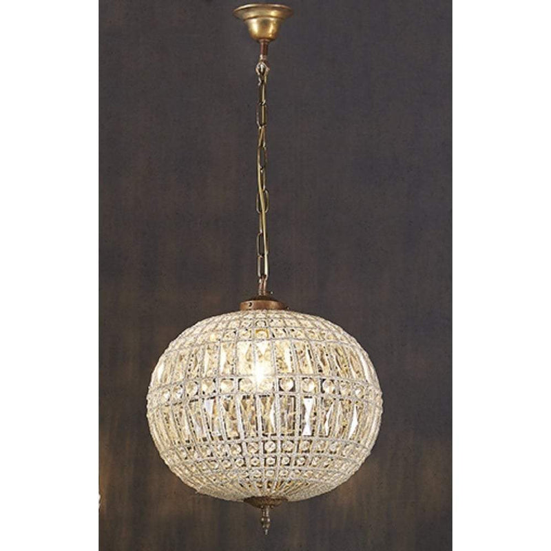 Palermo Hanging Lamp Small