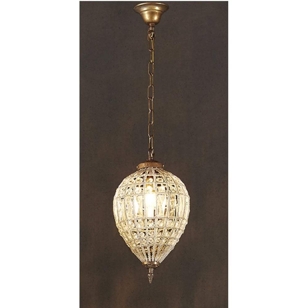 St Loren Hanging Lamp Small